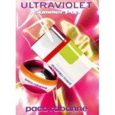 Ultraviolet Summer Pop For Women