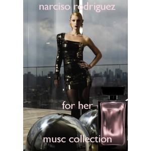Narciso Rodriguez For Her Intense Musc Collection
