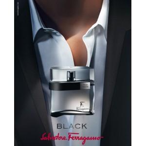 F by Ferragamo pour Homme Black